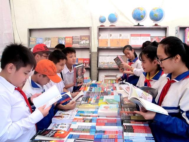 Thái Nguyên: Tổ chức tuyên truyền, phổ biến nội dung Luật Thư viện - Ảnh 1.