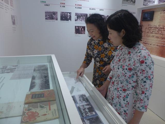 Khánh thành Bảo tàng Tố Hữu tại Hà Nội - Ảnh 3.
