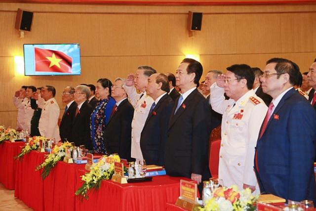 Khai mạc Đại hội đại biểu Đảng bộ Công an Trung ương lần thứ VII  - Ảnh 2.