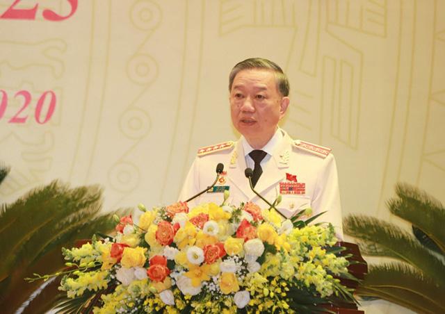 Khai mạc Đại hội đại biểu Đảng bộ Công an Trung ương lần thứ VII  - Ảnh 4.