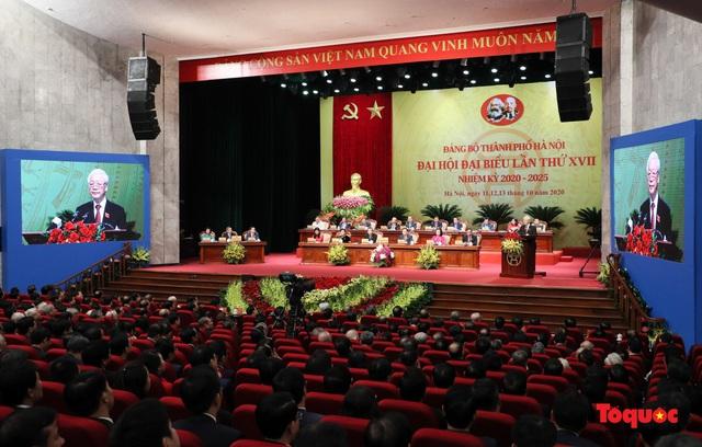 """Tổng Bí thư: """"Người Hà Nội phải sống thực sự có văn hoá, tiêu biểu cho văn hoá dân tộc"""" - Ảnh 3."""
