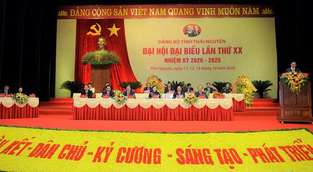 Phó Thủ tướng Phạm Bình Minh: Thái Nguyên phải trở thành một trong những trung tâm kinh tế công nghiệp hiện đại của khu vực miền núi phía Bắc - Ảnh 1.