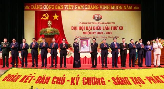 Phó Thủ tướng Phạm Bình Minh: Thái Nguyên phải trở thành một trong những trung tâm kinh tế công nghiệp hiện đại của khu vực miền núi phía Bắc - Ảnh 2.