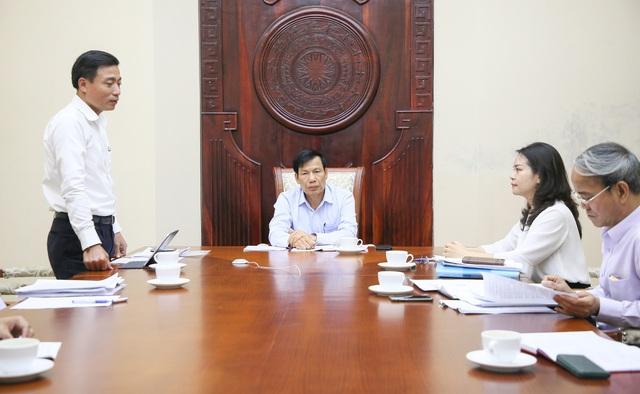 Bộ trưởng Nguyễn Ngọc Thiện: Quyền tác giả, quyền liên quan cần đảm bảo khuyến khích tổ chức, cá nhân nghiên cứu, sáng tạo - Ảnh 1.