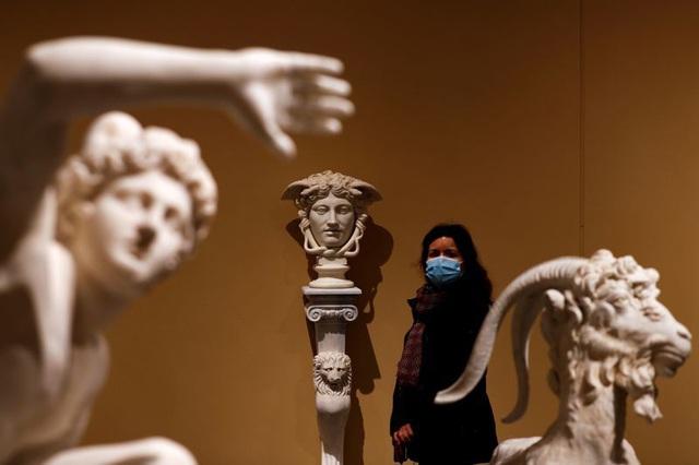"""Loạt kiệt tác điêu khắc """"quay trở về từ bóng tối"""" trong triển lãm được mong chờ tại Rome - Ảnh 2."""