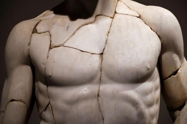 """Loạt kiệt tác điêu khắc """"quay trở về từ bóng tối"""" trong triển lãm được mong chờ tại Rome - Ảnh 3."""