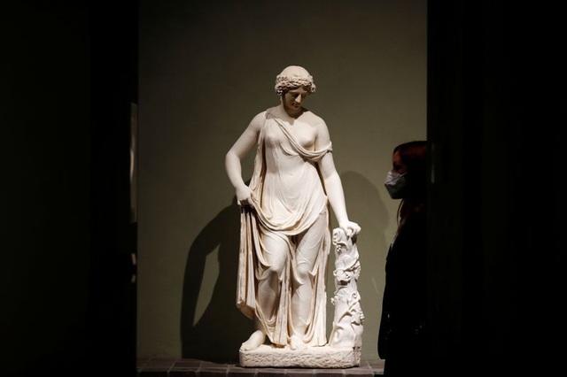 """Loạt kiệt tác điêu khắc """"quay trở về từ bóng tối"""" trong triển lãm được mong chờ tại Rome - Ảnh 4."""