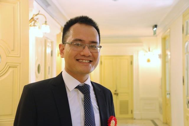 Kỹ sư 8x đưa Việt Nam dẫn đầu công nghệ quản lý tên miền quốc gia theo chuẩn quốc tế - Ảnh 1.