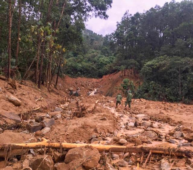 Ảnh: Cảnh tan hoang tại trạm quản lý bảo vệ rừng tiểu khu 67 - Ảnh 1.