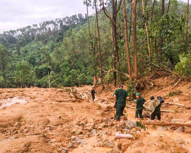 Ảnh: Cảnh tan hoang tại trạm quản lý bảo vệ rừng tiểu khu 67 - Ảnh 2.