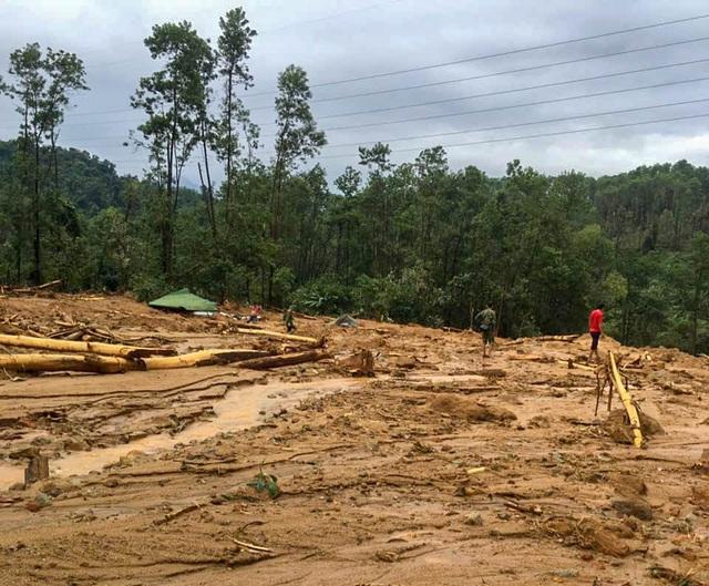 Ảnh: Cảnh tan hoang tại trạm quản lý bảo vệ rừng tiểu khu 67 - Ảnh 3.