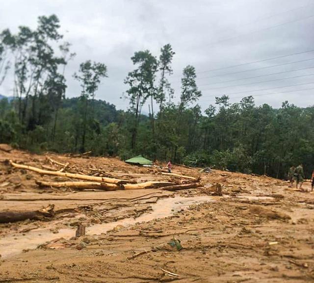 Ảnh: Cảnh tan hoang tại trạm quản lý bảo vệ rừng tiểu khu 67 - Ảnh 4.