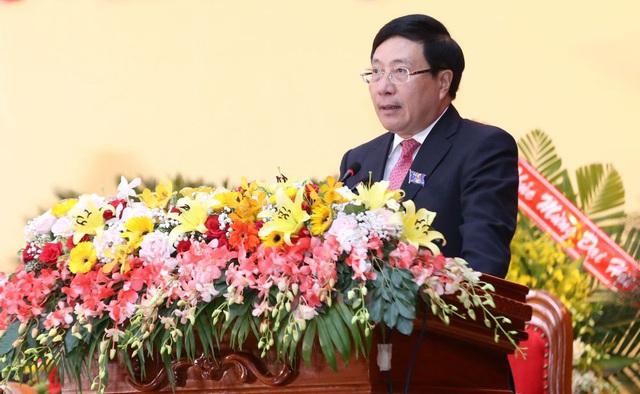 Lãnh đạo Đảng, Nhà nước dự Đại hội đại biểu Đảng bộ nhiệm kỳ 2020-2025 tại Vĩnh Phúc, Phú Yên, Đắk Lắk - Ảnh 3.