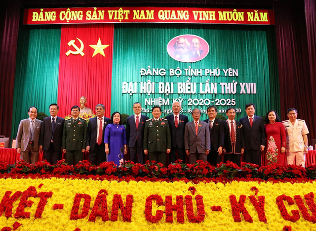 Lãnh đạo Đảng, Nhà nước dự Đại hội đại biểu Đảng bộ nhiệm kỳ 2020-2025 tại Vĩnh Phúc, Phú Yên, Đắk Lắk - Ảnh 2.