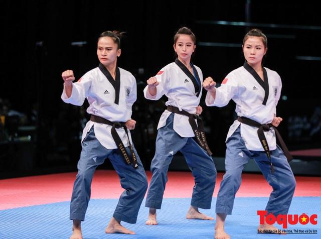 Taekwondo Việt Nam đặt mục tiêu ít nhất 5 HCV tại SEA Games 31 - Ảnh 2.