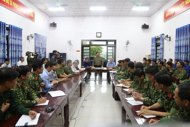 Trưởng ban Tổ chức Trung ương: Cần tập trung nhân lực để tìm kiếm, cứu hộ tại thủy điện Rào Trăng 3 - Ảnh 1.
