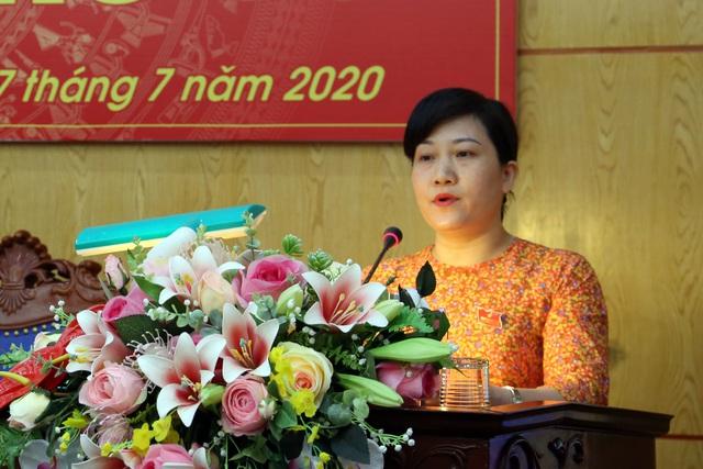 Bà Đỗ Thị Minh Hoa được giao quyền Chủ tịch tỉnh Bắc Kạn - Ảnh 1.