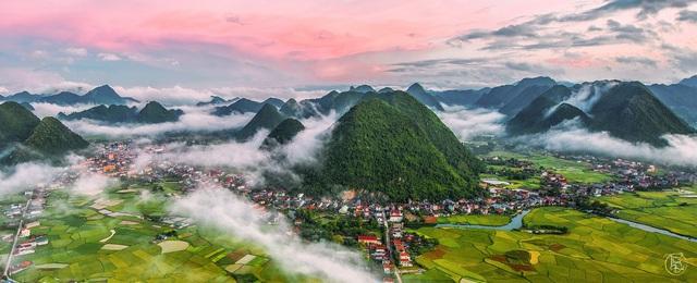 Thung Lũng Bắc Sơn - Thiên đường màu xanh nơi xứ Lạng  - Ảnh 1.