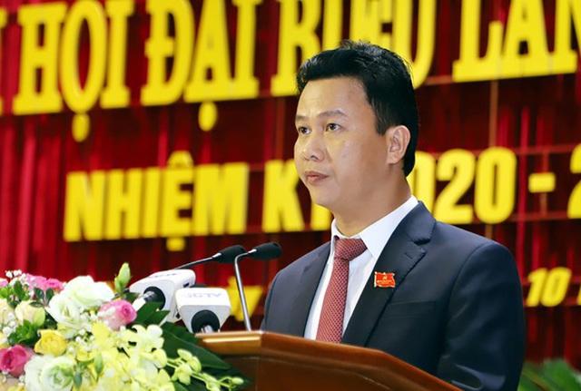 Hà Giang, Kiên Giang có tân Bí thư Tỉnh ủy - Ảnh 1.