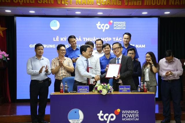Trung ương Hội LHTN Việt Nam ký thỏa thuận hợp tác với Công ty TCP giai đoạn 2020 - 2022 - Ảnh 1.