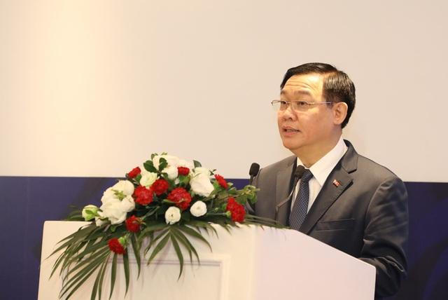 """Bí thư Vương Đình Huệ: """"Hà Nội sẽ tạo mọi điều kiện thuận lợi nhằm nâng tầm cho lĩnh vực thiết kế sáng tạo"""" - Ảnh 1."""