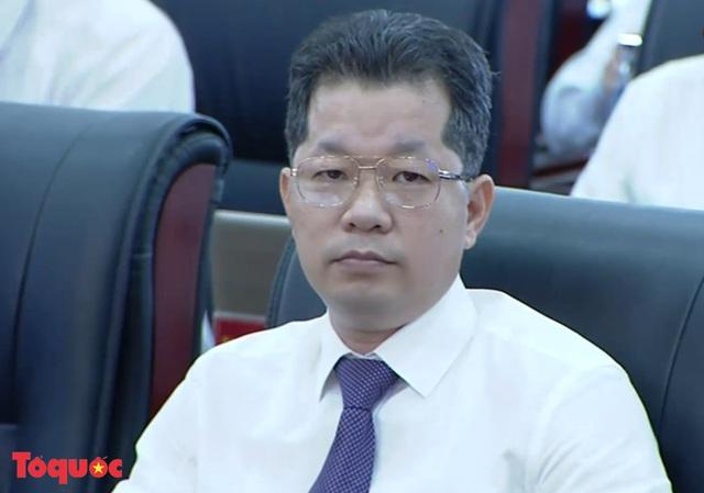 Ông Nguyễn Văn Quảng đắc cử Bí thư Thành ủy Đà Nẵng - Ảnh 1.