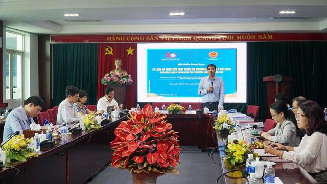 Hội thảo khoa học về hai đề án của Cục việc làm - Ảnh 1.