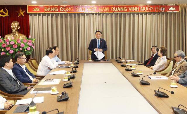 Bí thư Thành ủy Hà Nội: Các kiến trúc sư cần hiến kế, đóng góp hơn nữa vào công tác quy hoạch phát triển đô thị Thủ đô  - Ảnh 2.