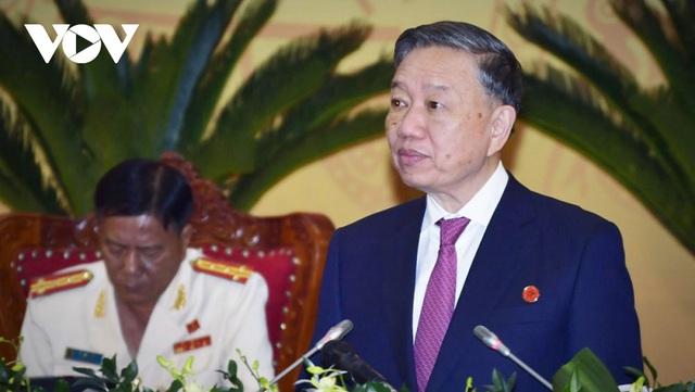 Đại tướng Tô Lâm: Cà Mau cần nhận rõ thời cơ, thách thức để phát triển - Ảnh 2.
