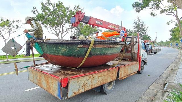 Lập Ban Chỉ đạo tiền phương tại TP Đà Nẵng để ứng phó  bão số 9 giật cấp 17 - Ảnh 3.