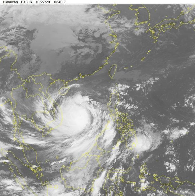 Lập Ban Chỉ đạo tiền phương tại TP Đà Nẵng để ứng phó  bão số 9 giật cấp 17 - Ảnh 1.