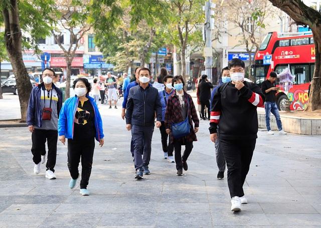 Hà Nội: Tham gia sự kiện văn hóa thể thao tại nơi công cộng bắt buộc phải đeo khẩu trang  - Ảnh 1.