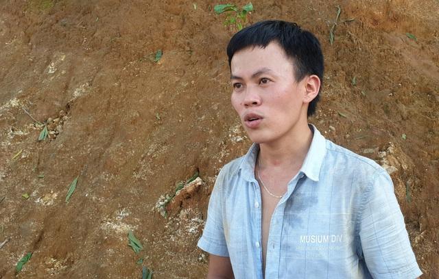 Hình ảnh những nạn nhân được cứu trong vụ sạt lở núi kinh hoàng ở Quảng Nam - Ảnh 4.