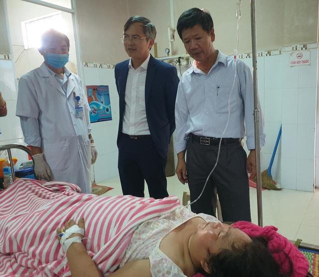 Hình ảnh những nạn nhân được cứu trong vụ sạt lở núi kinh hoàng ở Quảng Nam - Ảnh 12.