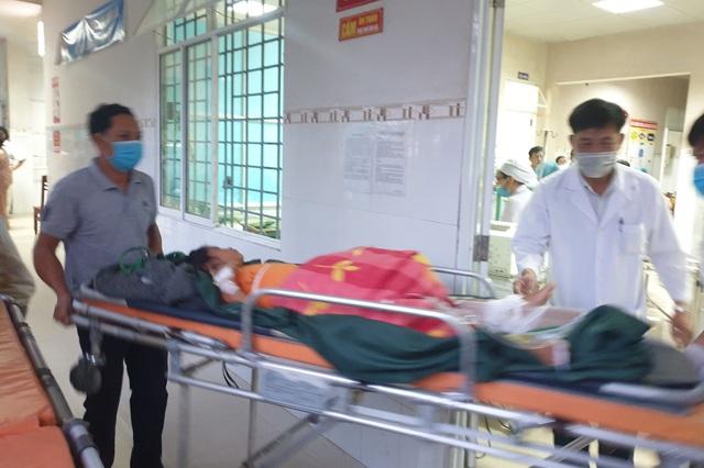 Hình ảnh những nạn nhân được cứu trong vụ sạt lở núi kinh hoàng ở Quảng Nam - Ảnh 8.