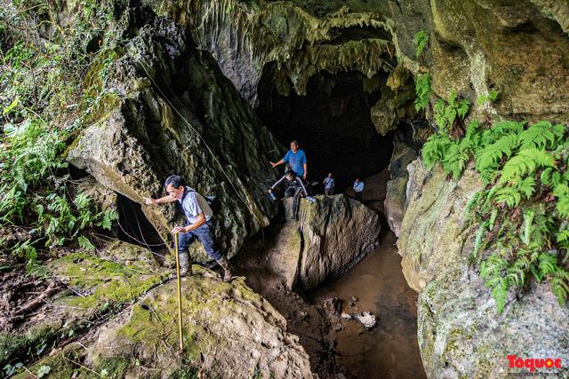 Lạng Sơn: Khám phá vẻ đẹp nguyên sơ của hang Nà Lả ( Bắc Sơn) - Ảnh 1.