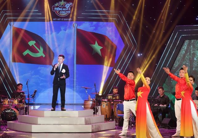 Thí sinh đến từ Sơn La đoạt ngôi quán quân Tiếng hát công nhân 2020  - Ảnh 3.