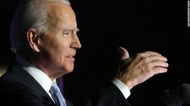 Chiến thắng của ông Biden đưa châu Âu đến gần với Mỹ - Ảnh 1.