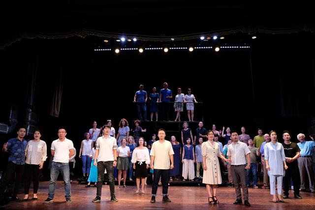 Những người khốn khổ- từng bước đưa nghệ thuật trình diễn Musical lên sân khấu Việt - Ảnh 2.