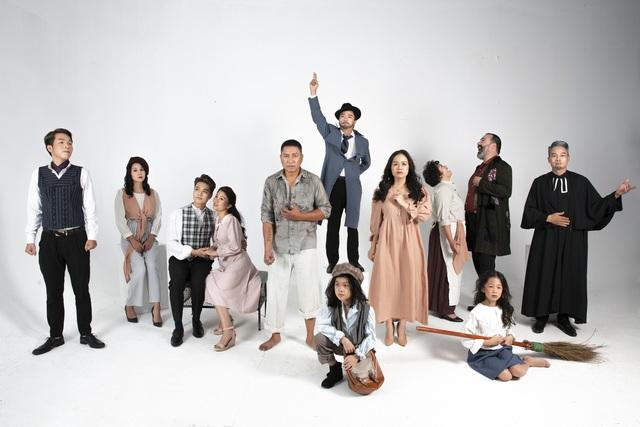 Những người khốn khổ- từng bước đưa nghệ thuật trình diễn Musical lên sân khấu Việt - Ảnh 1.