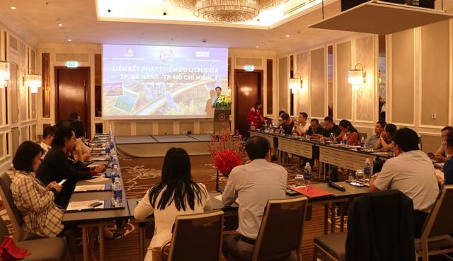 Đà Nẵng tái khởi động đón các đoàn khảo sát du lịch, quảng bá điểm đến an toàn và nhiều trải nghiệm - Ảnh 1.