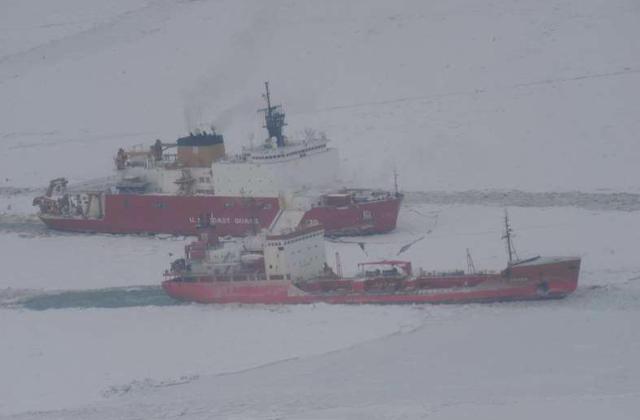 """Chạy đua quân sự Mỹ, Nga khiến Bắc cực """"dậy sóng"""" - Ảnh 2."""