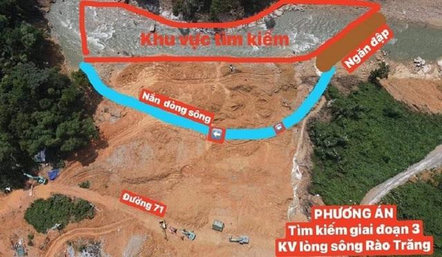 Sớm nối lại tìm kiếm các nạn nhân còn mất tích tại Rào Trăng 3 sau bão số 13 - Ảnh 1.