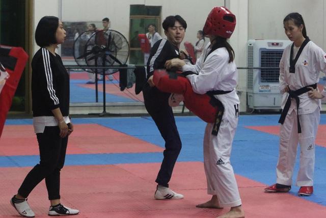 Chuyên gia Taekwondo Hàn Quốc: Chìa khóa phòng ngự đầu để chiến thắng trước Thái Lan - Ảnh 1.