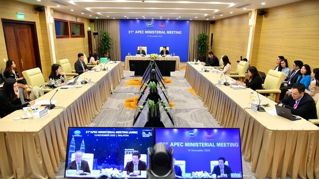 APEC chung tay xây dựng cộng đồng châu Á – Thái Bình Dương thịnh vượng - Ảnh 1.
