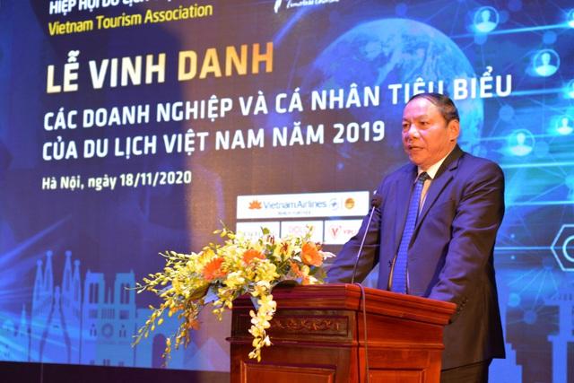 Vinh danh các doanh nghiệp và cá nhân tiêu biểu của Du lịch Việt Nam năm 2019 - Ảnh 1.
