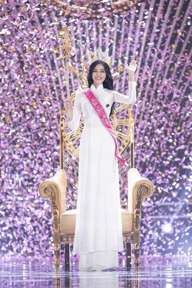 Hà Kiều Anh tiết lộ về lý do chọn Hoa hậu Đỗ Thị Hà - Ảnh 1.