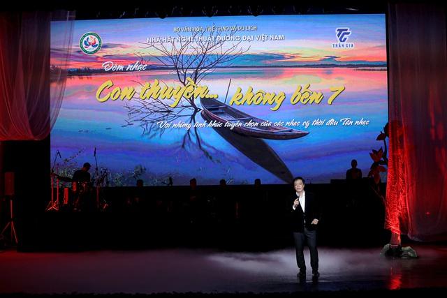 Đêm nhạc 'Con thuyền không bến 7': Món quà ý nghĩa nhân dịp 20/11 - Ảnh 1.