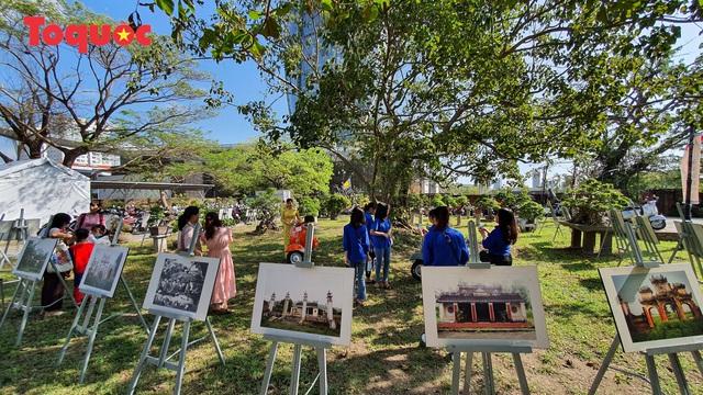 """Nhiều hoạt động hấp dẫn và ý nghĩa tại """"Ngày hội Di sản văn hóa Đà Nẵng năm 2020"""" - Ảnh 5."""