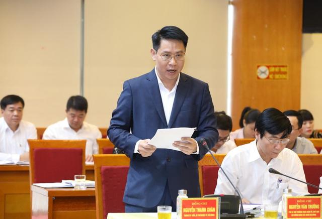 """Q.Hà Đông: """"Thu ngân sách 3.000 tỉ đồng, gấp 5 lần tỉnh Bắc Kạn, sao phải ngồi chờ thành phố xúc tiến đầu tư"""" - Ảnh 2."""